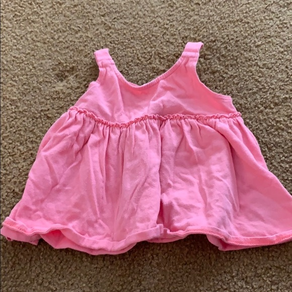 Other - Baby gap coral tank